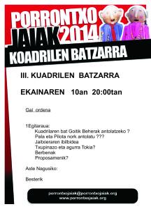 III. BATZARRA
